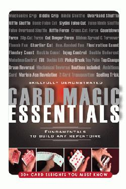 Card Magic Essentials by Tomas Medina