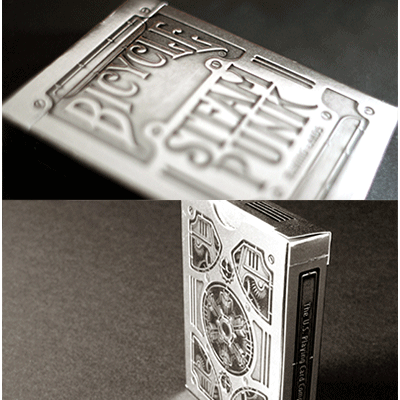 Silver Steampunk Decks