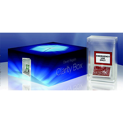 Clarity Box by David Regal with DVD