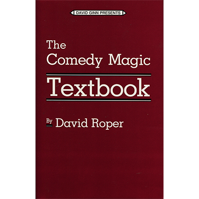 COMEDY MAGIC TEXTBOOK HB by Roper & David Ginn