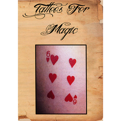 Magic Tattoo Reveals