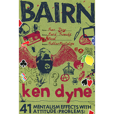 Bairn - The Brain Children of Ken Dyne - Book