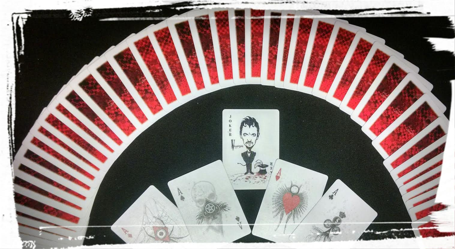 The V Deck by Steve Valentine