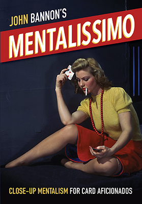 Mentalissimo Book by John Bannon