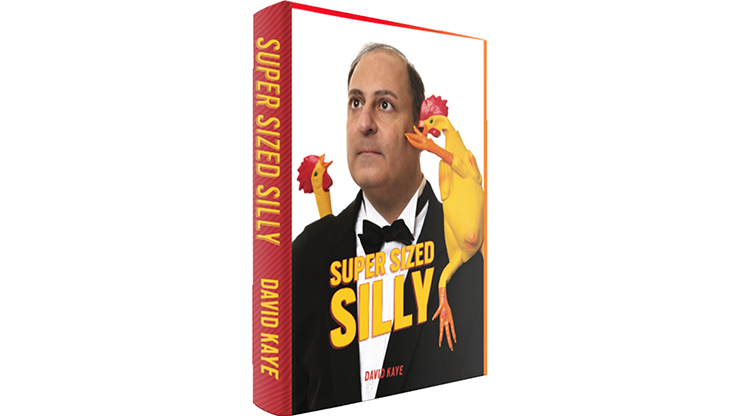 Super Sized Silly Book by David Kaye
