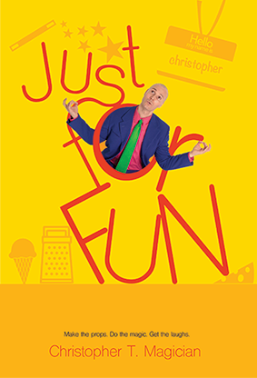 Just for Fun Book by Christopher T. Magician