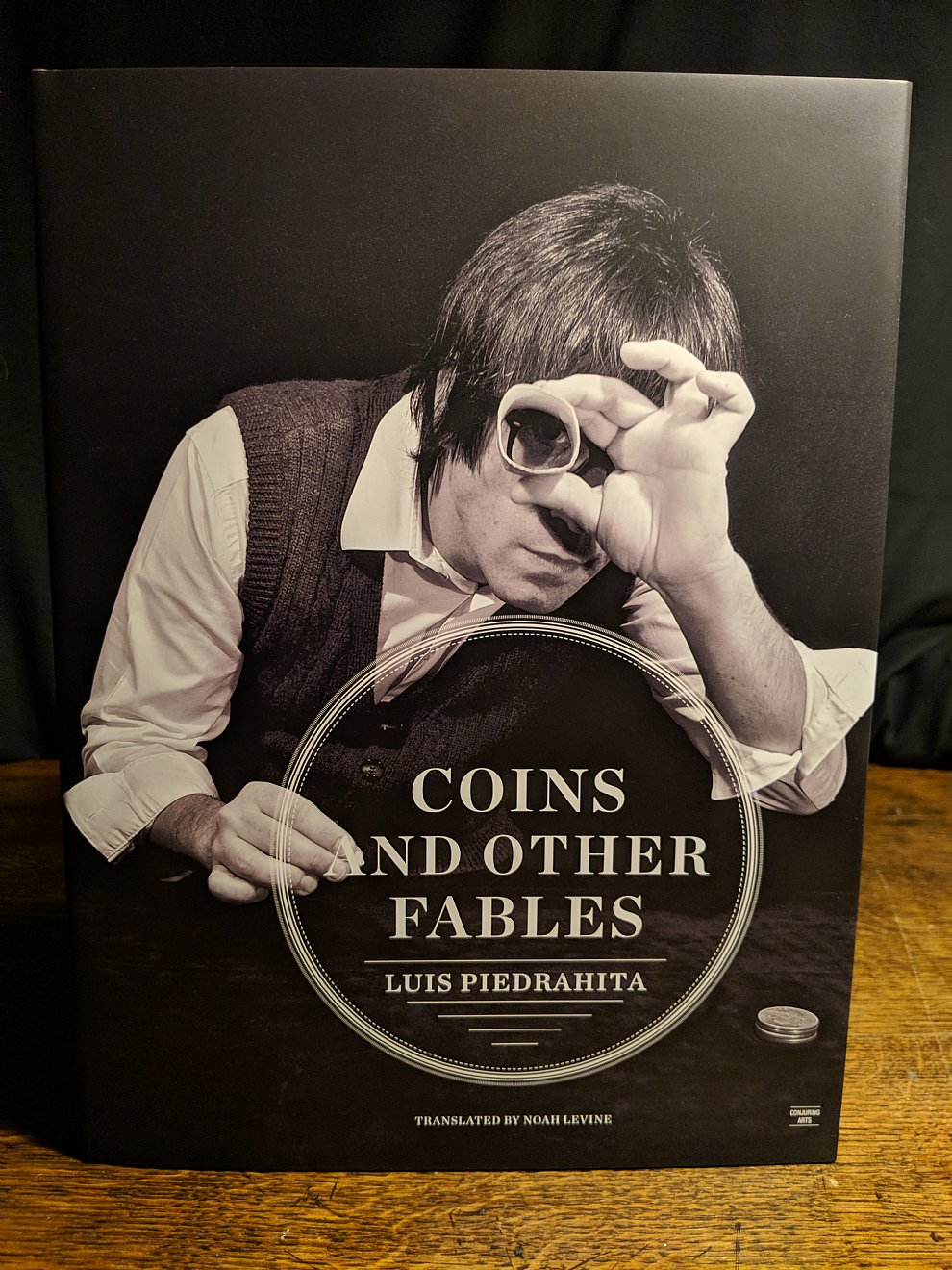 Coins and Other Fables by Luis Piedrahita