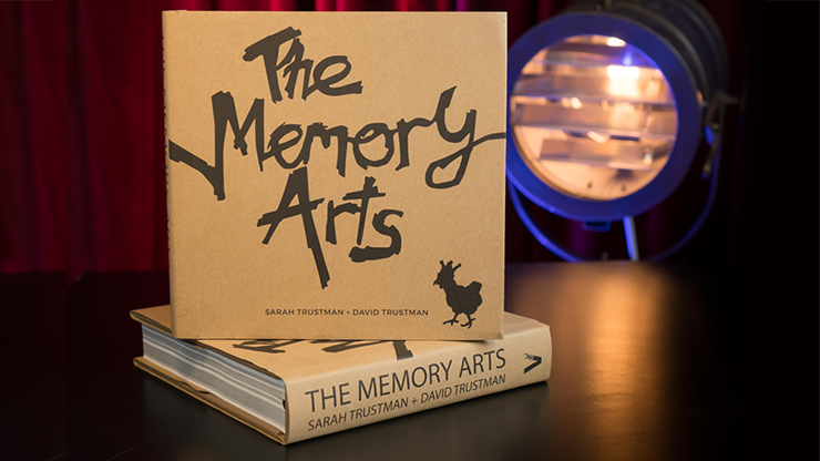 The Memory Arts by Sarah and David Trustman