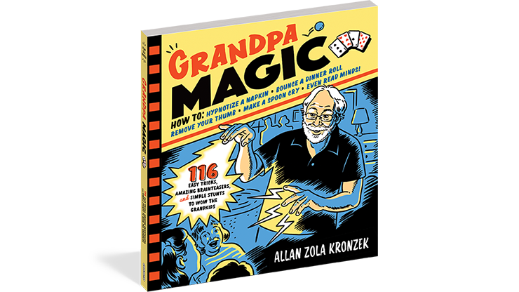 Grandpa Magic by Workman Publishing