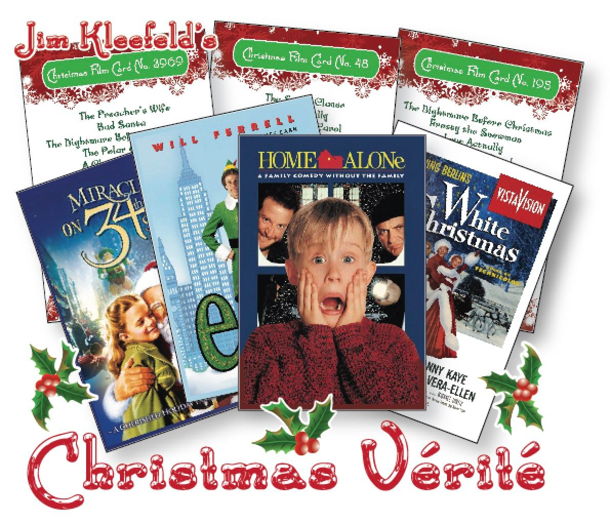 Christmas Verite by Jim Kleefeld