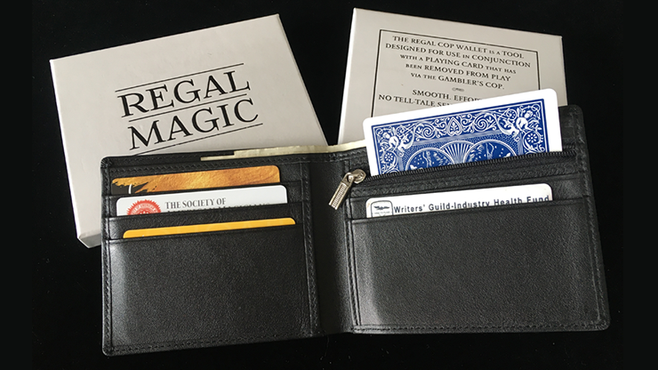 THE REGAL COP WALLET by David Regal