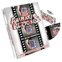 Paul Harris Presents: Animate and Restore DVD and Gimmicks