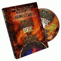 Magic with Business Cards DVD (World