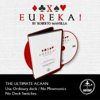 EUREKA The Ultimate ACAAN by Roberto Mansilla & Vernet