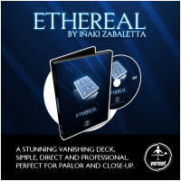 Ethereal Deck DVD  by Vernet