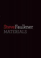 Materials (2 DVD Set) by Steve Faulkner