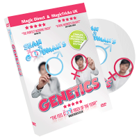 Genetics DVD and Gimmicks by Sean Goodman