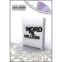 Word in a Million - DVD and Gimmicks by Mark Mason
