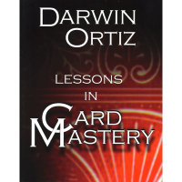 Lessons in Card Mastery by Darwin Ortiz