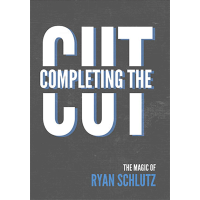 Completing the Cut DVD by Ryan Schultz and Vanishing Inc.