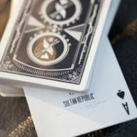 Sultan Republic Playing Cards by Ellusionist