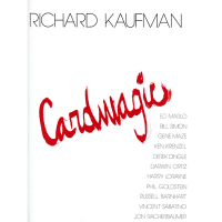 Card Magic Book by Richard Kaufman