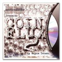 Coin Flux 2 by Wayne Dobson and JB Magic