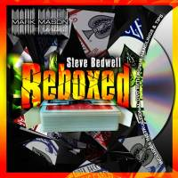 Reboxed DVD and Gimmick by Mark Mason & Steve Bedwell