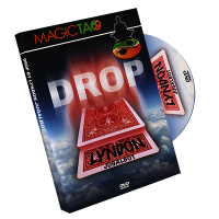 Drop (DVD and Gimmick) by Lyndon Jugalbot and Magic Tao