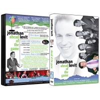 Jonathan Levit: Ahead of the Game 2 DVD Set