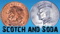 ALL NEW Scotch and Soda Coin Trick with DVD