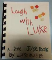 Laugh with Luke Booklet
