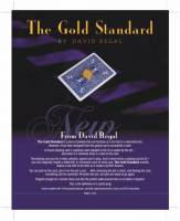 The Gold Standard by David Regal, DVD & Gimmick