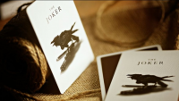 Madison Rounders Playing Cards: Brown