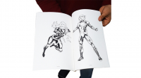 Magic Coloring Book (AVENGERS)