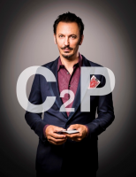 C2P by Steve Valentine (Cards to Pocket)
