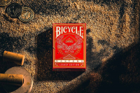 Bicycle Legacy Masters - Red