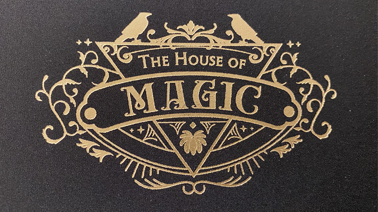 The House of Magic by David Attwood