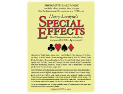 Special Effects by Harry Lorrayne
