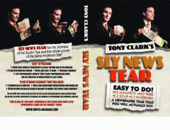 The Sly News Tear by Tony Clark