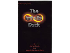 The Infinity Deck by Sterlyn Steele and Brent Arthur James Geris