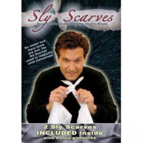 Sly Scarves DVD and Silks by Tony Clark