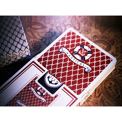 Nautical Playing Cards  by House of Playing Cards