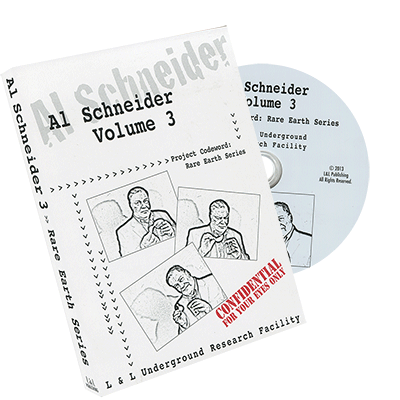 Al Schneider Rare Earth Series Vol 3by L&L Publishing