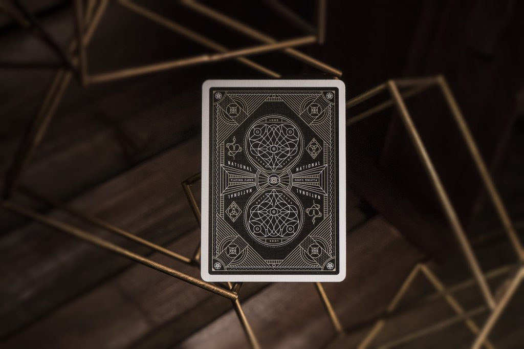 National Playing Cards by Thoery 11 & USPCC