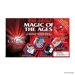 JEWELS OF MAGIC - RUBY KIT Magic Set by Fun Inc