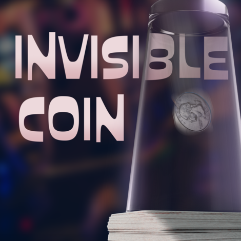 Invisible Coin by Nathan Kranzo