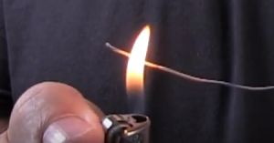 Wiregram Magic Trick Magic Fire