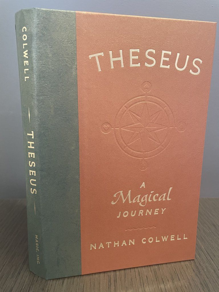 Theseus: A Magical Journey By Nathan Colwell