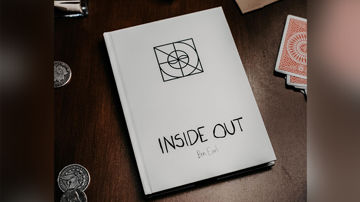 Inside Out Book by Ben Earl